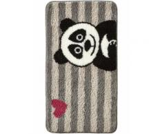 Tappetino per il bagno Panda (Grigio) - bpc living