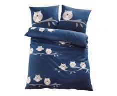 Biancheria da letto Lea (Blu) - bpc living