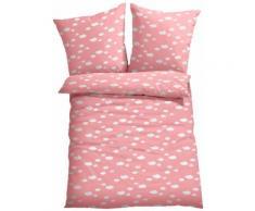 Biancheria da letto Nuvole (rosa) - bpc living