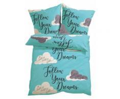 Biancheria da letto Dreams (Blu) - bpc living