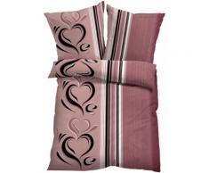Biancheria da letto Cassandra (rosa) - bpc living
