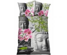 Biancheria da letto Buddha (Grigio) - bpc living