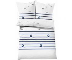 Biancheria da letto Gabbiani (Blu) - bpc living