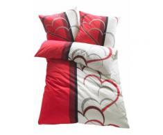 Biancheria da letto Amelie (Rosso) - bpc living