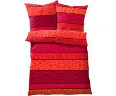Biancheria da letto Estelle (Rosso) - bpc living