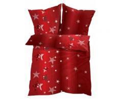 Biancheria da letto Stelline (Rosso) - bpc living