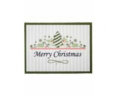 Zerbino Christmas (Verde) - bpc living