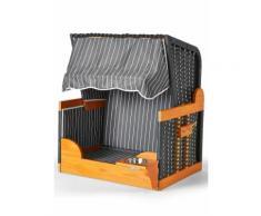 Cesta-sdraio per cani Jonny (Grigio) - bpc living