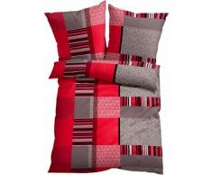 Biancheria da letto Matis (Rosso) - bpc living