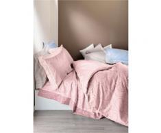 Biancheria letto Dea (rosa) - Euronova