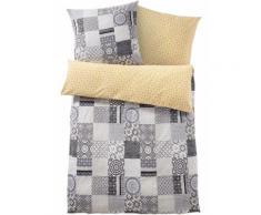 Biancheria da letto Patchwork (Grigio) - bpc living