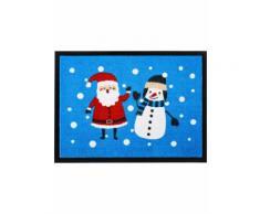 Zerbino Babbo Natale (Blu) - bpc living