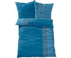 Biancheria da letto Onde (Blu) - bpc living