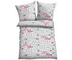 Biancheria da letto Letters (Bianco) - bpc living