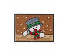 Zerbino Snowman (Marrone) - bpc living