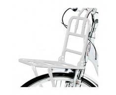 Portapacchi anteriore per bicicletta porta pacchi cestino bici bike metallo