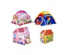 Tenda gioco per bambini casa giardino giochi bimbi con tunnel casetta pop up
