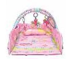 Tappeto palestrina giocattolo rosa neonati box arco con giochi pendenti regalo 63785