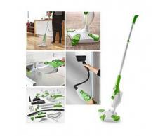 Scopa a vapore steam mop lavapavimenti pulizia e igiene casa microfibra 1250w