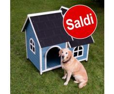 Cuccia per cani Ida - L 134 x P 99 x H 120 cm (2 colli*)