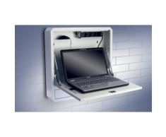 Box di Sicurezza per Notebook e Accessori per LIM Bianco RAL9010