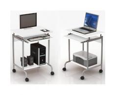 Scrivania per Computer ''Compact'' Bianco