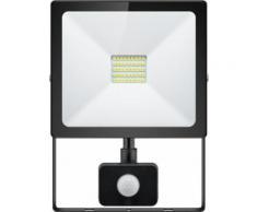 Faretto LED da Esterno 30W Slim Classic con Rilevatore di...