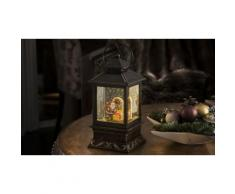 Lanterna LED: Piccola / Babbo Natale