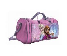 Borsa e asciugamano Disney: Frozen rosa