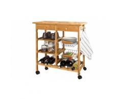 Carrello da cucina in legno: 2265