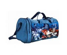 Borsa e asciugamano Disney: Avengers blu