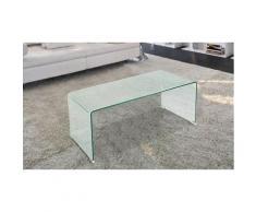 Arredamento collezione Cristallo: Tavolino basso Berny