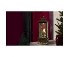 Lanterna LED: Grande / Babbo Natale