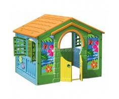 Casetta plastica bambini Grand Soleil giardino CASA MIA