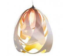 SLAMP lampada a sospensione GOCCIA (Fire - Opalflex®)