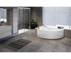 Vasca Da Bagno Con Pannelli : Vasca da bagno angolare » acquista vasche da bagno angolari online