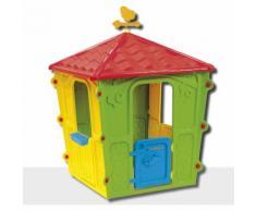 Casa Casetta Per Bambini Da Esterno 108x108x152 Cm