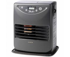 Stufa a Biocombustibile Elettronica Inverter Grigio 800-3000 W