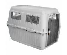 Trasportino per cani misura maxi iata omologato per aereo griglie in metallo