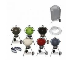 Barbecue a Carbone Master Touch Weber PROMO | Black - Custodia 7176
