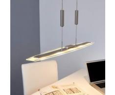 Sospensione a LED Jonne con cavo flessibile