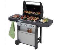 Barbecue a gas Campingaz 3 Series Classic L con forno, piastra e griglia
