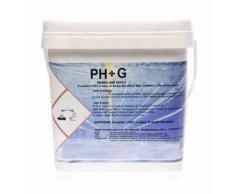 Ph Plus per Aumentare e Stabilizzare il PH delle Acque di Piscina Secchio 15 Kg