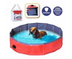 Camon Piscina per Cani (Doggy Pool): Medium � 120x30 cm