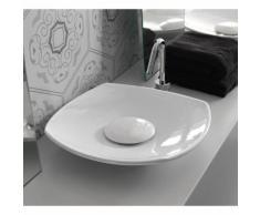 lavabo da appoggio hidra soul 45 A20 | Bianco
