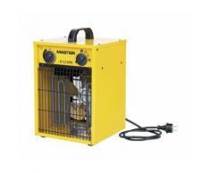Riscaldatore Master Klimatechnik 1650 W, 3300 W Giallo, Nero B-3IT