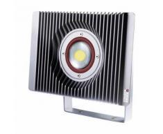Staudte-Hirsch SH-5.710 SH-5.710 Faretto a LED per esterni 60 W Bianco neutro Argento