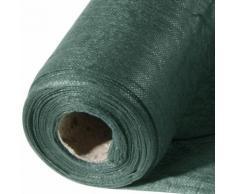 TNT cappuccio protettivo per piante 17gr/mq verde dimensioni 1.6x250