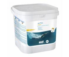 Composto granulare ph Plus da 5kg per aumentare pH della piscina
