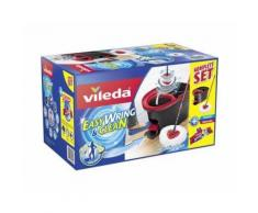 Mocio Vileda Easy Wring & Clean kit completo con scopa 3 Action